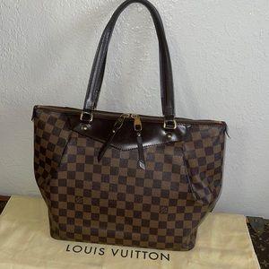 Authentic Louis Vuitton damier ebene Westminster